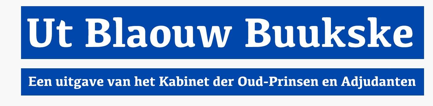 Ut Blaouw Buukske